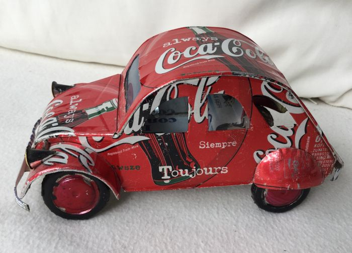 Coca Cola VW-Käfer
