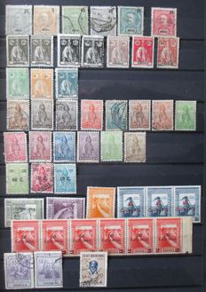 Portugal and Portuguese colonies - Collection