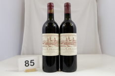 1979 Chateau Cos d'Estournel Saint-Estephe Deuxieme Grand Cru Classe France 2 Bottles