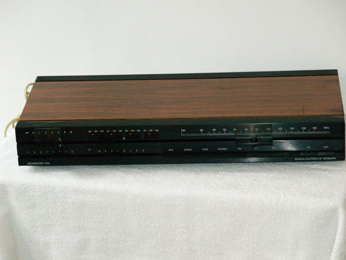 Bang & Olufsen Beomaster 1100 receiver