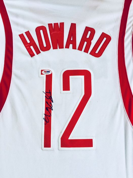 huge selection of ab1a1 38a78 Dwight Howard #12 / Houston Rockets - Authentic & Original ...