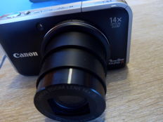 CANON Powershot SX210 IS 14.1 MP 14 x ZOOM stabilized.