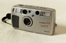 YASHICA T5 35mm Compact Film Camera