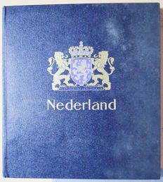 The Netherlands 1852/2002 - Broad collection in 2 Davo albums