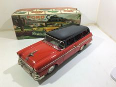 Bandai, Japan - Length 30 cm - Ford Custom Ranch station wagon - 1956