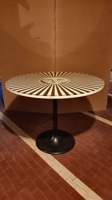 Piero Fornasetti - 'Sole Raggiante' large table