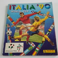 Panini - World Cup 1990 Italy - Complete album