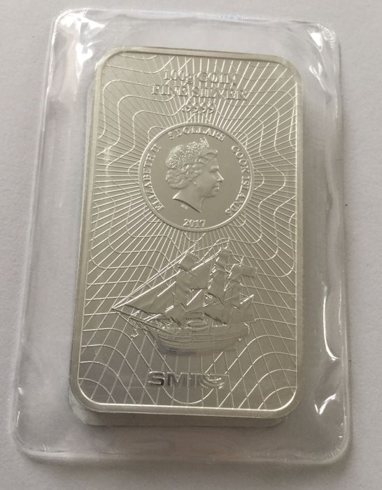SMI - 100 g - 999.9 - Minted - Sealed