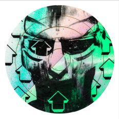 Tavar Zawicki AKA Above - Cut The Record - MF Doom
