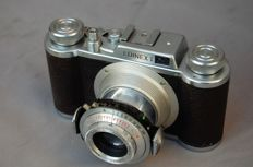 Edinex 1 35 mm compact camera with Compur shutter
