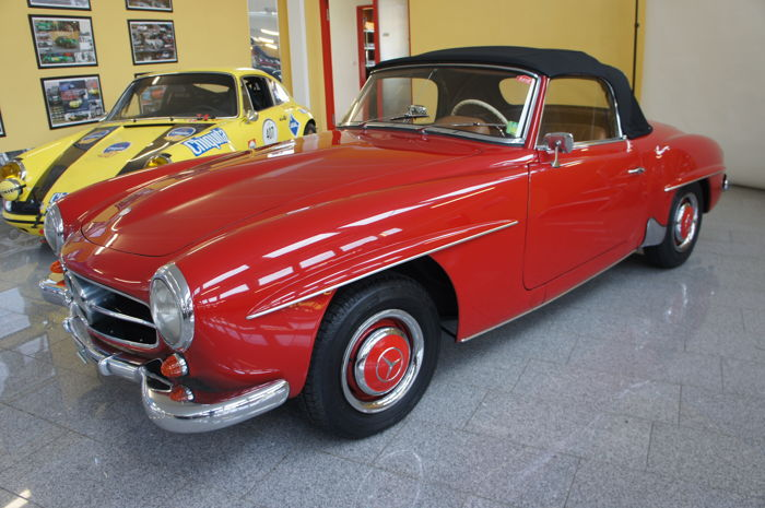 Mercedes Benz 190 Sl 1962 Catawiki