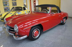 Mercedes-Benz - 190 SL - 1962