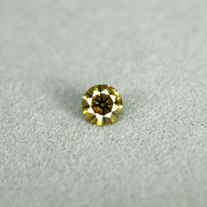 Diamond - 0.25 ct, NO RESERVE PRICE