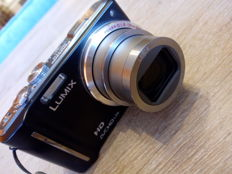 Panasonic LUMIX LEICA lens DMC-TZ10 with GPS as new!!