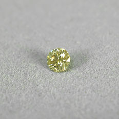 Diamond - 0.29 ct, Si1
