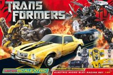 Scalextric - Scale 1:64 - Transformers Slotrace Set