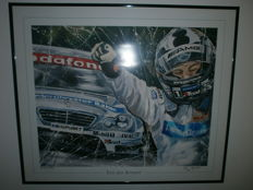 Lithograph of Christijan Albers with signatures ONLY 1,000 pieces
