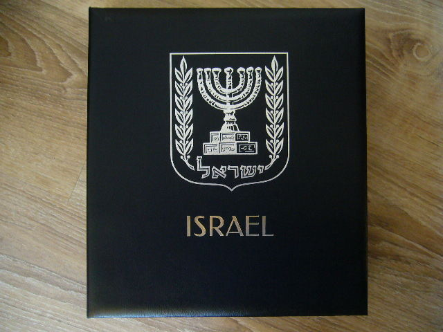 Israel 1987/2003 - collection in Davo LX album with case