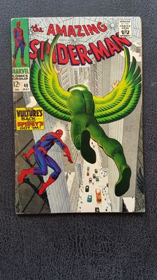 Marvel Comics - The Amazing Spider-Man #48 - (1967)