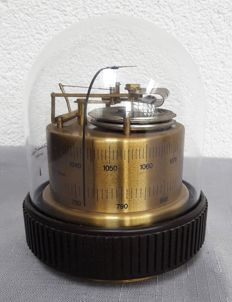 Barigo bell jar barometer - 2nd half of the 20th century, Germany