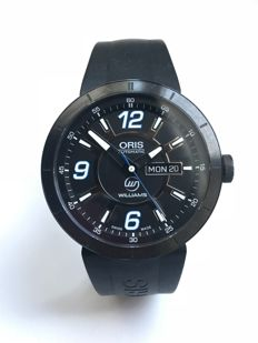 Oris - tt1 williams - 01 735 7651 4765-07 4 25 06B - Men - 2011-present