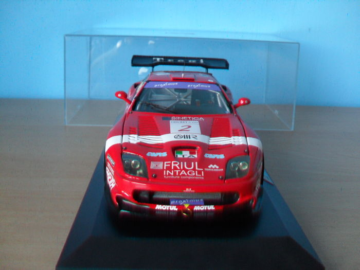 MG Model Plus - Scale 1/18 - Ferrari 550GTS Le Mans #2