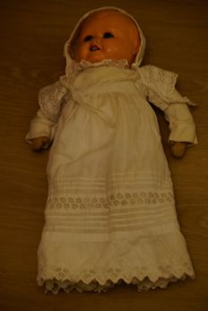 Old dolls - 2 Unica / 2 x Rodd England / 2x Petit Colins France