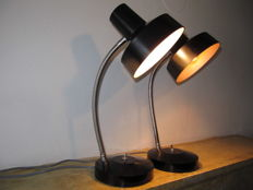 Unknown designer - Large gooseneck desk lamp