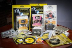 Professional filters and accessories COKIN New (20 items)