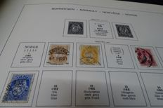 Norway - Collection of stamps from classic up to the 1990s