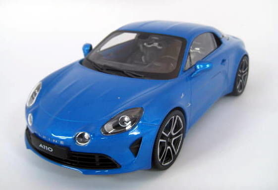 norev models schaal 1 18 renault alpine a110 premiere edition 2017 blue catawiki. Black Bedroom Furniture Sets. Home Design Ideas