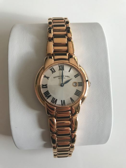 Raymond Weil - Jasmine watch - Rose gold plated (PVD) - Dames - 2011-heden