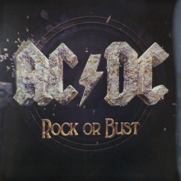 3 Times AC/DC, Rock Or Bust,  Paradise Theater Boston MA, August 21st 1978, High Voltage