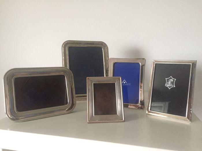A collection of several photo frames, Spain - Second half 20th century