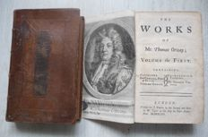 Thomas Otway - The Works - 1712