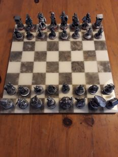 Asterix chess set Mayfair Edition (2002)