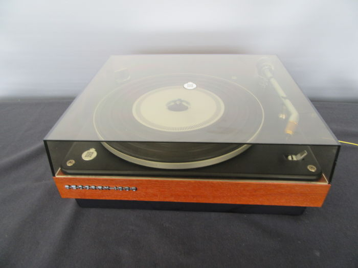 Bang & Olufsen BeoGram 1000 turntable - revised by Beovintage
