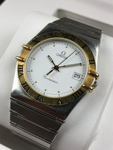 Omega - Constellation Gold Steel - 112.117 - Men - 1990-1999