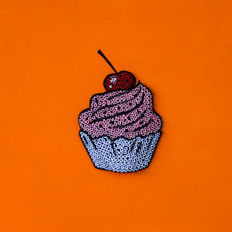 Alessandro Padovan (SCREW ART 3D) - STRAWBERRY CUPCAKE 3D
