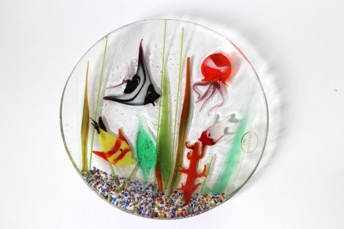 Luciano Canal - Small plate Under The Sea