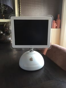 Apple iMac G4 Tournesol Mac OSX - 800 MHz