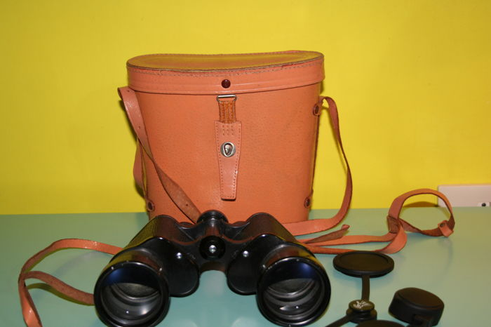 Binoculars Continental Coated Optics 7x50 field 71° n. 575388