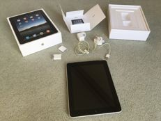 apple ipad 1st generation 32gb model Wi-Fi + Cellular with original box and accessories