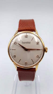 Eberhard & Co. - Automatic - Gold 18k - 36mm. - Heren - 1960-1969