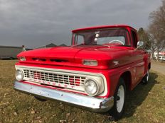 Chevrolet - C20 Pick Up Truck - Camper Special - 1963
