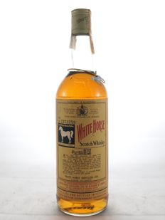 White Horse Scotch Whisky - 75cl - 43,5% - Bottle Number EJ 2372259.