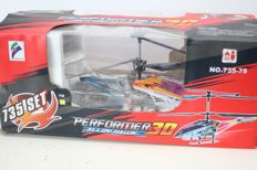 Performer 3D - Alloy Hawk 735 Set - Helicopter