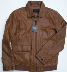 Zegna - Bomber, Leather jacket, Sheepskin