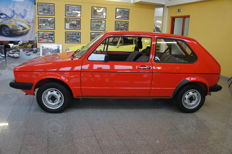Volkswagen - Golf I Model C - 1982
