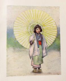 Mortimer Menpes - Japan A Record in Colour / India - 1903